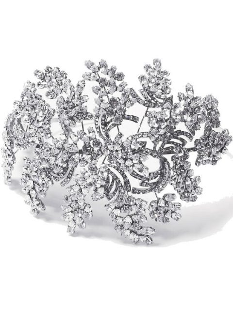 Majestic Bridal Headband