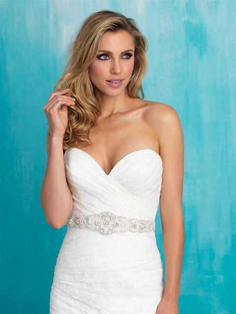Allure Bridal Sash